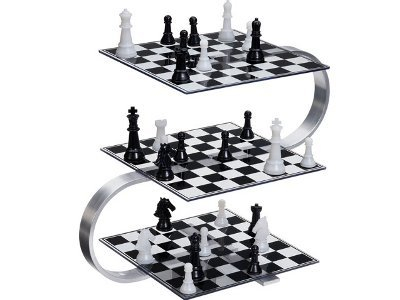 Three-Dimensional-Chess-Game